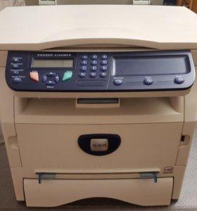 Лазерный принтер 3 в 1 Xerox