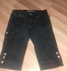 Бриджи джинса