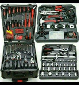 Набор инструментов из 188 элементов