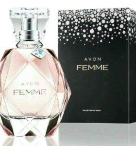 Новая парфюмированная вода Femme avon