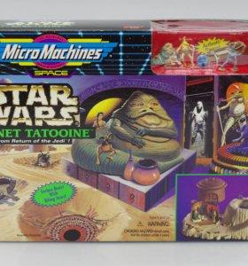 Коллекционные наборы игрушек Star Wars