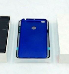 Xiaomi Mi Max 2 4 гб+64 гб black + чехол nilkin
