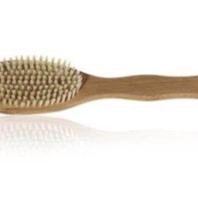 Массажная щетка от целлюлита