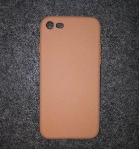 Lightbrown Кейс iPhone 7