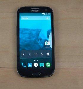 Galaxy S3 черный