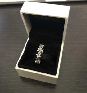 Кольцо Pandora цветы, оригинал
