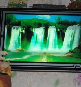 светильник водопад
