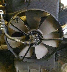 Гидравлический вентилятор тойота