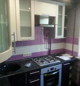 Сборка и установка кухни и корпусной мебели