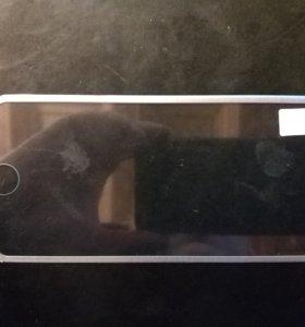 защитное стекло с рамкой для iphone6 (6S)