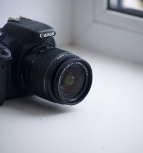 Canon 600 D ,18-55mm