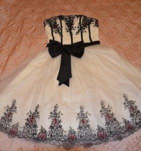 Платье на выпускной/вечернее/свадебное