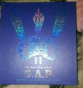 B.A.P CD