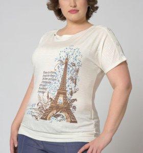 Новая блуза, 62 размер