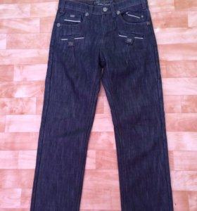 Продам мужские тёплые джинсы на флисе