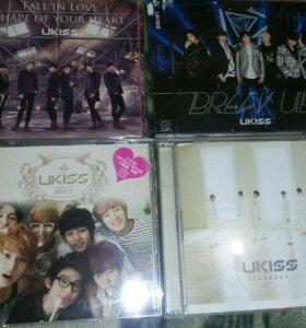 U-kiss cd+dvd
