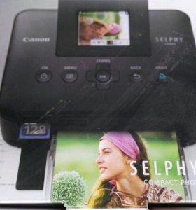 Селфи принтер Canon cp 800
