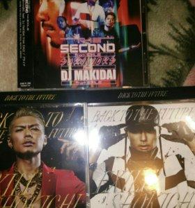 Exile Shokichi & The Second cd