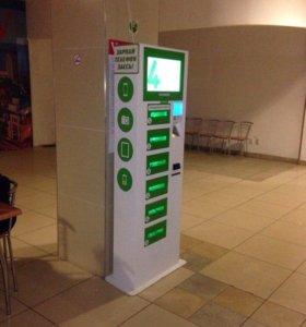 Вендинговый автомат по зарядке мобильных устройств