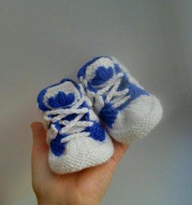 Пинетки Adidas с 9-12 месяцев