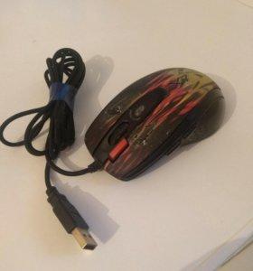 Компьютерная игровая мышь XL-750BK