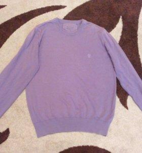 Мужской тонкий свитер