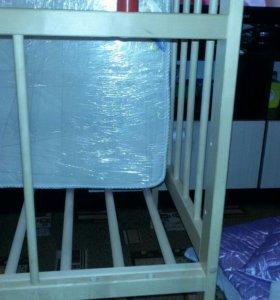 Матрац для детской кроватки