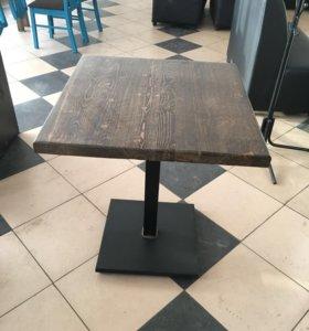 Стол на ножке