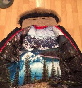 Куртка мужская зимняя FREEDOMDAY