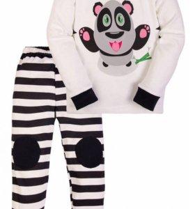 Пижама для мальчиков 100% хлопок