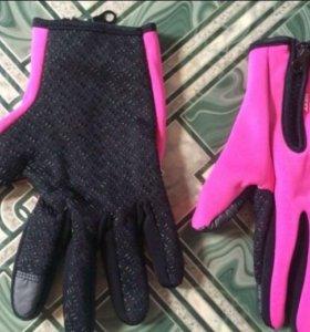 Перчатки женские для сенсорных гаджетов