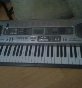 Обучающий синтезатор Casio