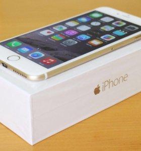 Айфон 6 голд