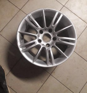 Диск на Opel Astra H