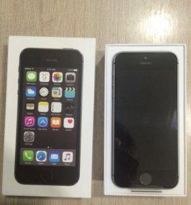iPhone space gray 16 gb