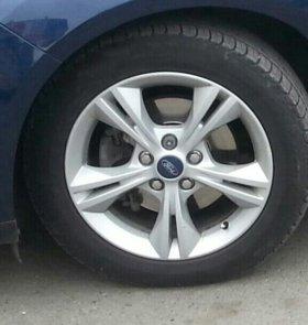 Колеса на Форд Фокус 3