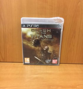 Clash of titans для ps3