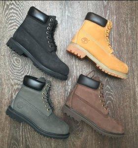 Ботинки Timberlend (EUR 36-45)