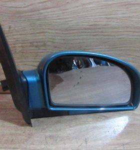 Зеркало правое Hyundai Getz