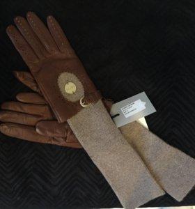 Перчатки blugirl, новые, Италия