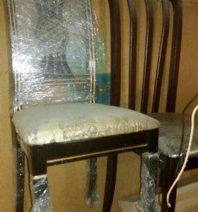 Рестоврация стульев и столов