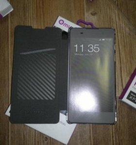 чехол на Sony Xperia e5 новый