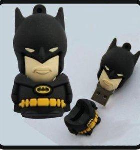Флешка Бэтмен-головастик 8 GB