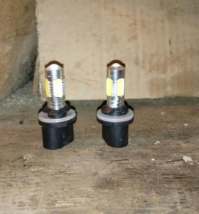Светодиодные лампы.H27 12v 880.новые.