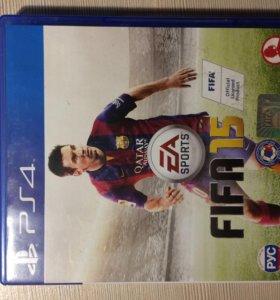 FIFA 15 (PS 4)