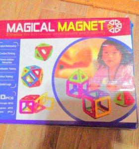 Конструктор магнитный 20 деталей