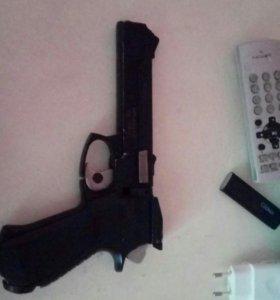 Плевматический пистолет
