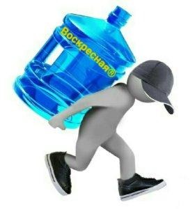 Доставка Воды на Дом и Офисы
