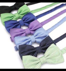 Новые галстук-бабочка