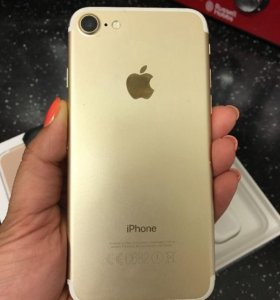 Apple iPhone 7 Gold